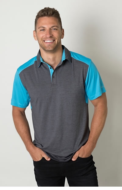 BKP401 Men's Soft Touch Polo