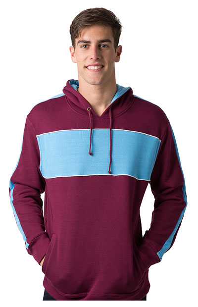 BSHD11 Combed Cotton Anti Pill Fleece - Men's