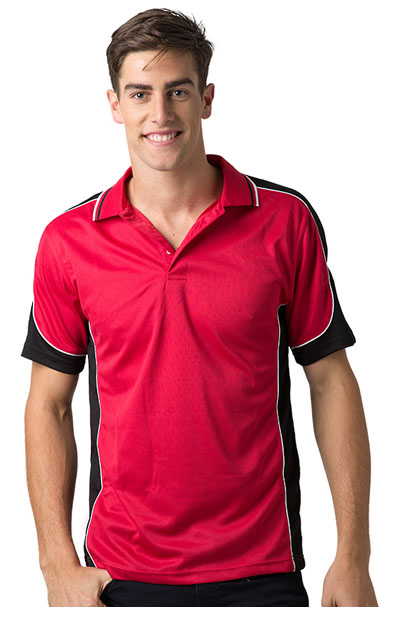 BSP15 Polyester Cooldry Micromesh Polo - Men's