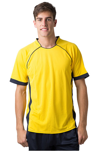 THE MARLIN Polyester Cooldry Micromesh Moisture Management - Men's