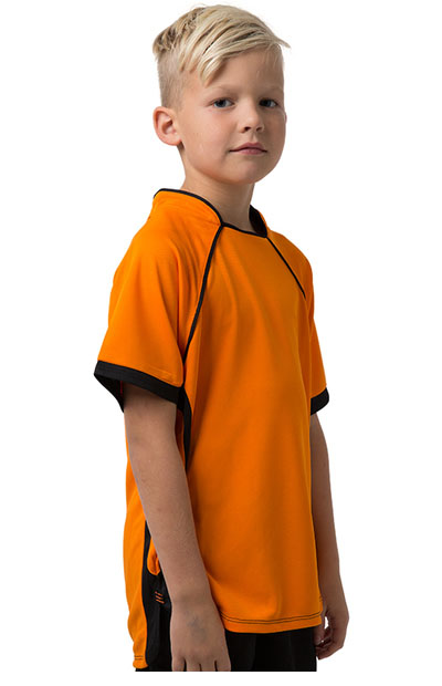 THE TADPOLE Polyester Cooldry Micromesh Moisture Management - Kids